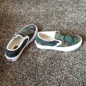 Customized adult or youth Vans